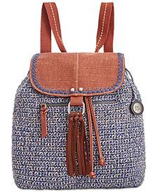 The Sak Avalon Convertible Crochet Backpack, Created for Macy's
