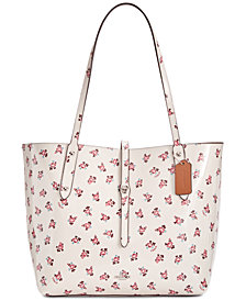 COACH Market Medium Tote with Floral Bloom