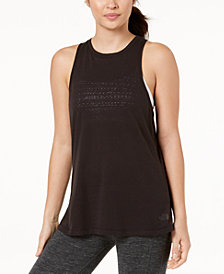 The North Face Afterburn Printed Breathable Tank Top