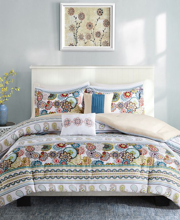 Intelligent Design Tamira 4-Pc. Twin/Twin XL Comforter Set