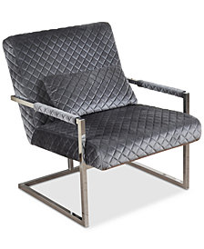 Nakoma Lounge Chair, Quick Ship