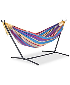 Tropical Hammock with Stand, Quick Ship