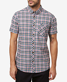 O'Neill Men's Fitz Plaid Shirt