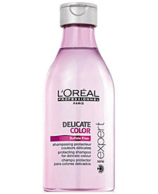 L'OREAL Professional Série Expert Delicate Color Shampoo, 8.45-oz., from PUREBEAUTY Salon & Spa
