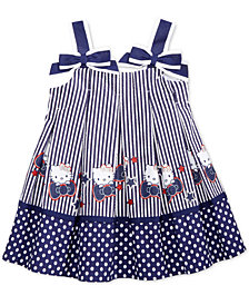 Hello Kitty Striped Sundress, Baby Girls