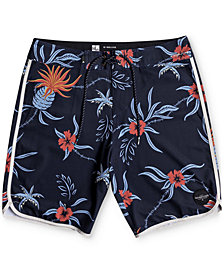 Quiksilver Highline Tresspasser Swim Trunks, Big Boys
