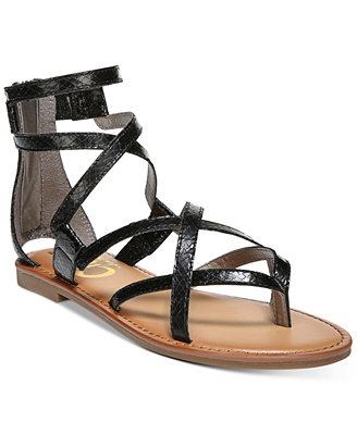 Bevin Gladiator Sandals by Circus By Sam Edelman