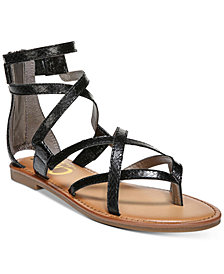 Circus by Sam Edelman Bevin Gladiator Sandals