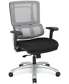 Adkin Mesh Office Chair, Quick Ship