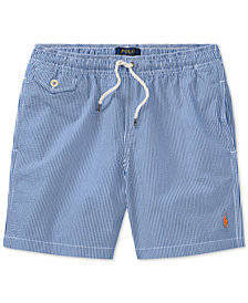 Ralph Lauren Traveler Swim Trunks, Big Boys