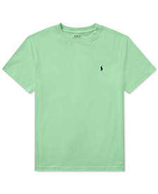 Polo Ralph Lauren Cotton T-Shirt, Big Boys