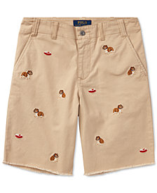 Polo Ralph Lauren Chino Shorts, Big Boys