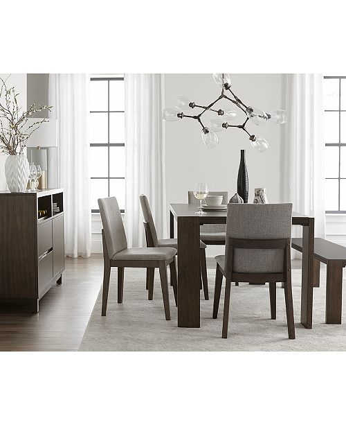 Amazing Closeout Crosby Dining Furniture Collection Created For Macys Pdpeps Interior Chair Design Pdpepsorg