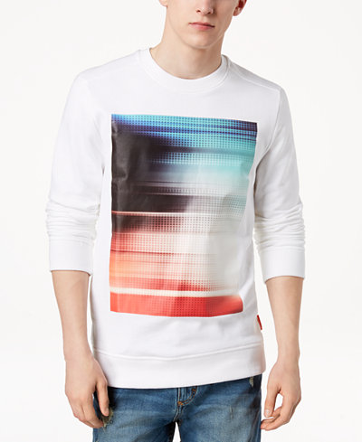 Calvin Klein Jeans Men's Graphic-Print Sweatshirt