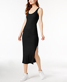 French Connection Ribbed Tank Dress