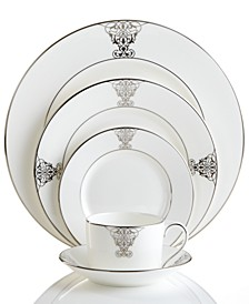 Dinnerware, Imperial Scroll Collection