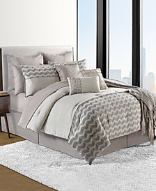 Finn Cotton 14-Pc. Queen Comforter Set