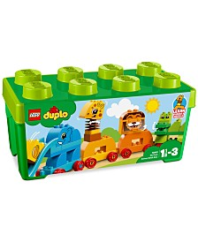 LEGO® Duplo My First Animal Brick Box 10863