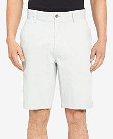 "Calvin Klein Jeans Men's 10.5"" Inseam Solid Brushed Shorts"