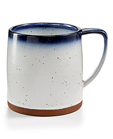 Lucky Brand Dip-Dye Mug, Created for Macy's