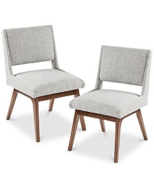 Brine Dining Chair (Set Of 2), Quick Ship