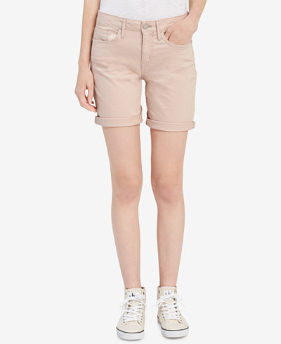 Calvin Klein Jeans Twill Shorts