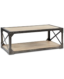 Cooper Coffee Table, Quick Ship