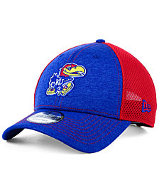 New Era Kansas Jayhawks Shadow Turn 9FORTY Cap