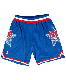 Mitchell & Ness Men's NBA All Star Authentic NBA Shorts
