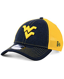 New Era West Virginia Mountaineers Shadow Turn 9FORTY Cap