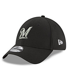 New Era Boys' Milwaukee Brewers Dub Classics 39THIRTY Cap