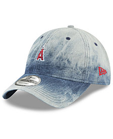 New Era Los Angeles Angels Denim Wash Out 9TWENTY Cap