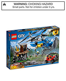 LEGO® City Mountain Arrest Set 60173