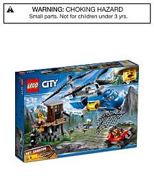 LEGO® City Mountain Arrest Set 60173