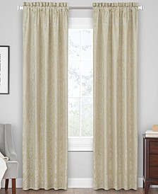 Delphina Rod Pocket Window Panels