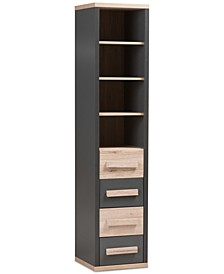 Pandora Tall Storage Cabinet, Quick Ship