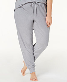 Jenni by Jennifer Moore Plus Size Jogger Pajama Pants