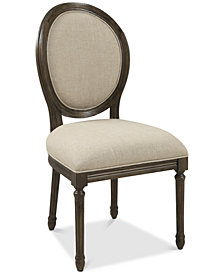 Corbin Dining Chair (Set Of 2), Quick Ship