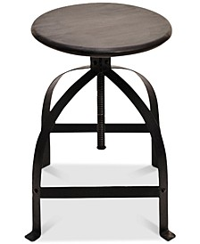 Makrana Adjustable Bar Stool