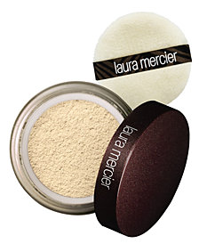 Receive a Complimentary Mini Translucent Setting Powder & Puff with any $50 Laura Mercier purchase