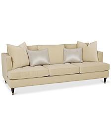 "CLOSEOUT! Jennova 90"" Fabric Sofa, Created For Macy's"