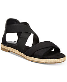 Giani Bernini Colbey Memory Foam Sandals, Created for Macy's