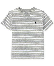 Polo Ralph Lauren Striped T-Shirt, Toddler Boys