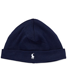 Ralph Lauren Baby Boys Cotton Hat