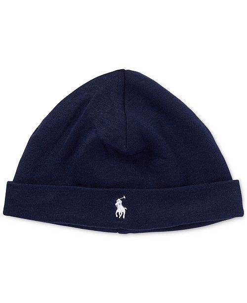 c4a6de8e653 Polo Ralph Lauren Ralph Lauren Baby Boys Cotton Hat   Reviews - All ...