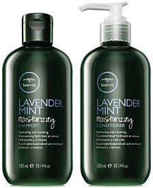 Paul Mitchell Tea Tree Lavender Mint Moisturizing Shampoo & Conditioner (Two Items), 10.14-oz., from PUREBEAUTY Salon & Spa