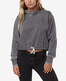O'Neill Juniors' Penny Graphic Cropped Hoodie Sweatshirt