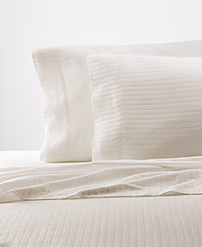 DKNY PURE Comfy Cotton 200-Thread Count 2-Pc. King Pillowcase Set