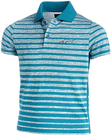 Greg Norman for Tasso Elba Kids Ombré Fade Polo, Created for Macy's