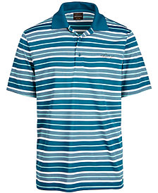 Greg Norman for Tasso Elba Men's Bedford Stripe Polo, Created for Macy's